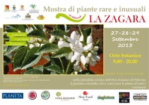 LA ZAGARA: mostra di piante rare e inusuali - VII edizione