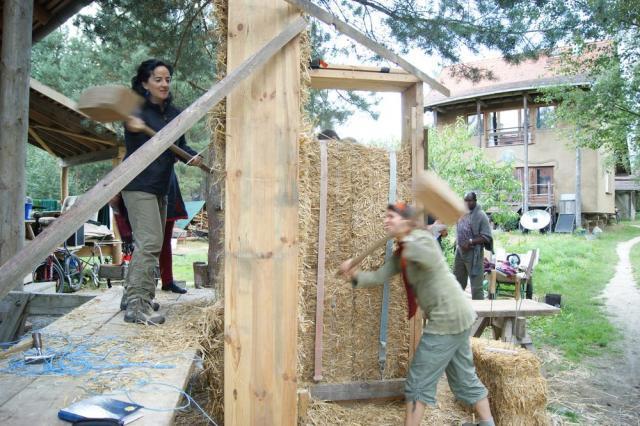 Costruire secondo i metodi della permacultura