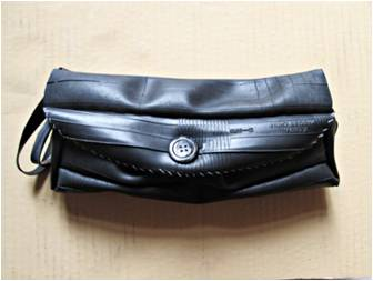 pochette in camera d'aria