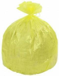 sacchi gialli