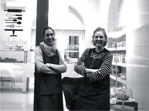 Nina Almonte e Albertina La Rocca