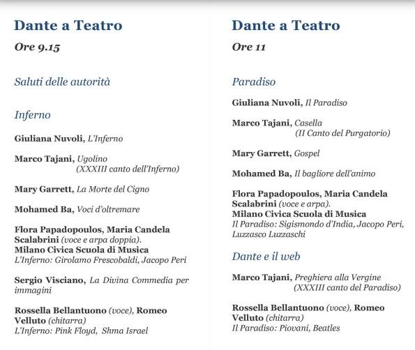 programma_dante a teatro