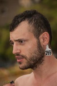 Sasha Boojor, 28 anni, leader del movimento vegano di liberazione animale 269Life nato nel 2012 in Israele