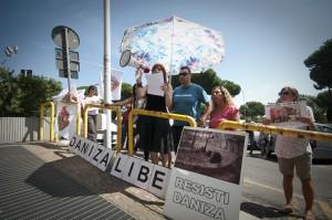 Attivisti pro Daniza sono stati ricevuti al Ministero dell'Ambiente