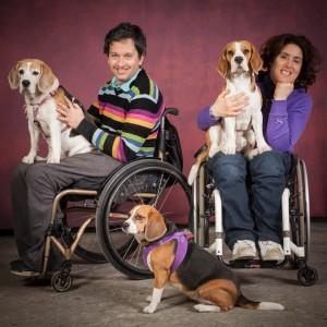 Humandog: persone ecani ritratti da Silvia Amodio