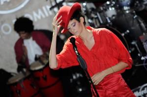 Rita Indiana, repite este jueves 25 de marzo, su unplugged en Hard Rock Cafe