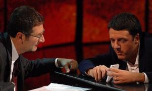 """Matteo Renzi a """"Che tempo che fa"""""""