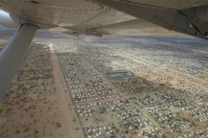 Il campo profughi di Dadaab, il più grande del mondo