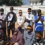 Manifestazione di giornalisti somali contro la censura