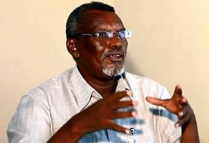 Muhiyadin Mohamed Haji Ibrahim, ex Ministro della difesa