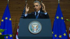 Barak Obama in Europa a fine aprile 2016