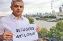 Il Sindaco di Londra Sadiq Khan