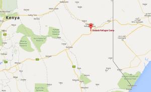 La mappa di Dadaab