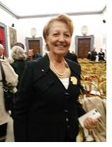 Saveria Dandini De Sylva, Presidente dell'Istituto Leonarda Vaccari