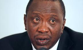 Il Presidente del Kenya Uhuru Kenyatta - Nairobiwire