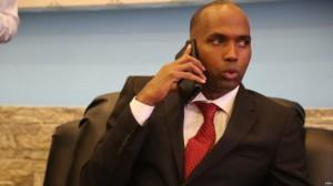 Il Primo Ministro somalo Hassan Ali Kheire
