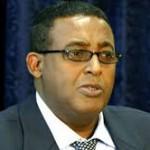 L'ex Premier somalo Omar Abdirashid Ali Sharmarke