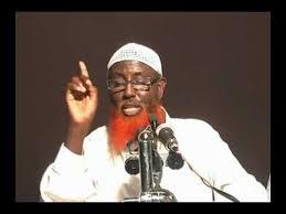 Lo Sceicco Abdiqadir Mumin, fondatore nel 2015 dello Stato islamico in Somalia sulle montagne Galagala nel Puntland