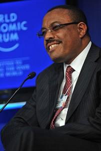 Il PM dimissionario Hailé Mariam Desalegn