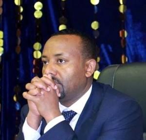Il Presidente Abiy Ahmed Ali eletto il 27.03.2018 Presidente della coalizione EPRDF che governa l'Etiopia