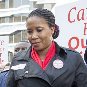 Florence Ozor a capo del movimento nigeriano #BringBackOurGirls