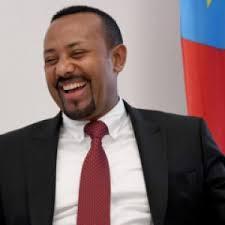 Il Premier etiope Abiy Ahmed Ali, premio Nobel per la pace 2019
