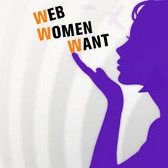 Web Women Want