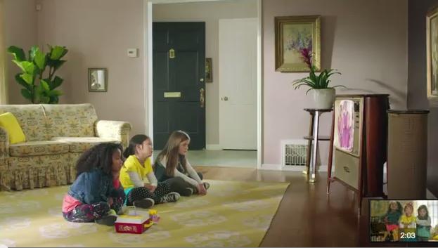 Il video virale di Goldie Blox