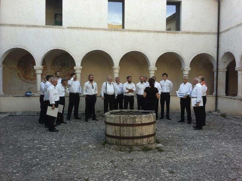coro di Navelli