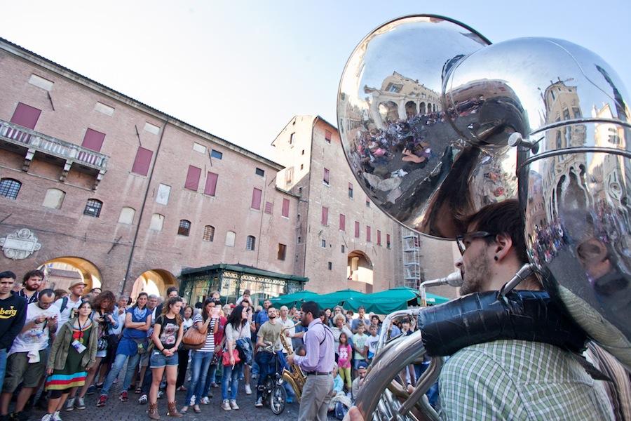 Ferrara Buskers Festival - Artisti di strada