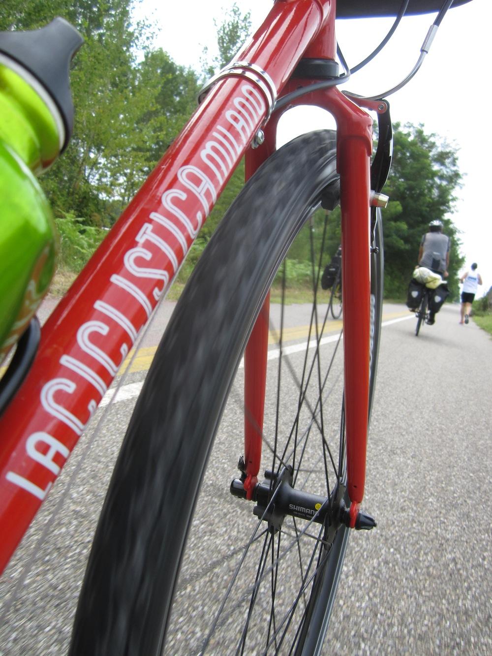 la ciclistica running