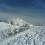 Lungo il sentiero sul Nevoso, Sneznik