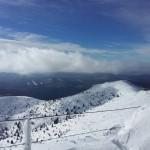 Dalla cima del Nevoso, Sneznik