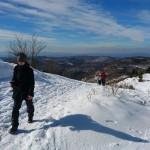 Panorami lungo il sentiero sul Nevoso, Sneznik