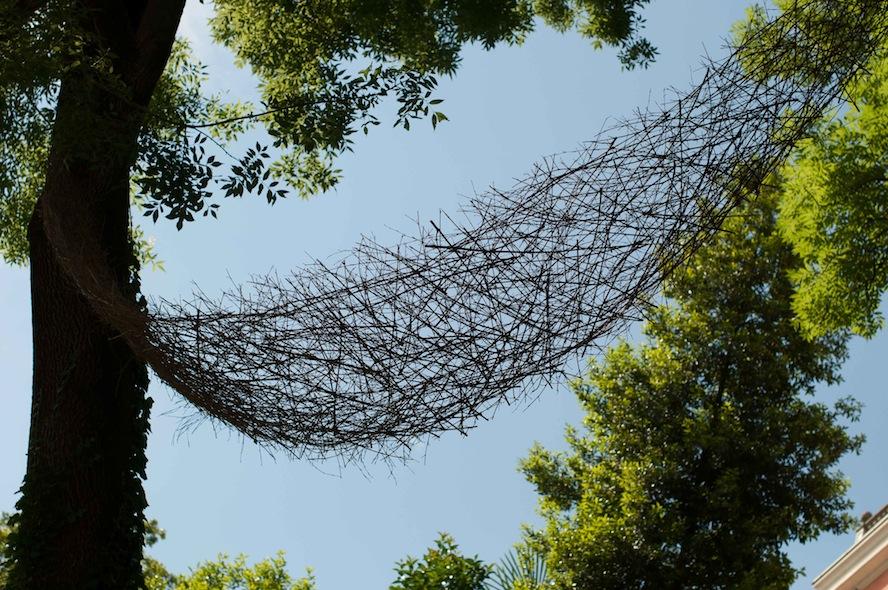 humus park land art Fabio Bettin