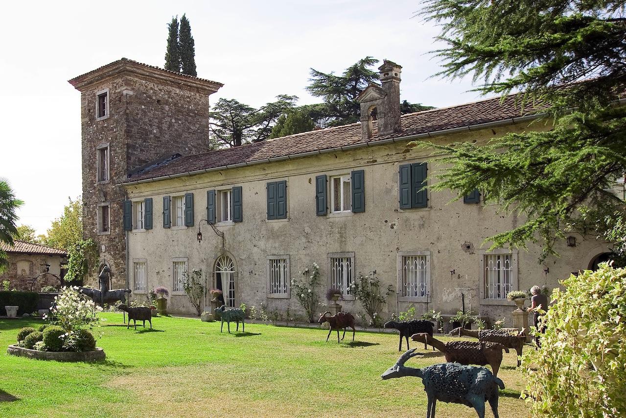 Manzano Villa Romano