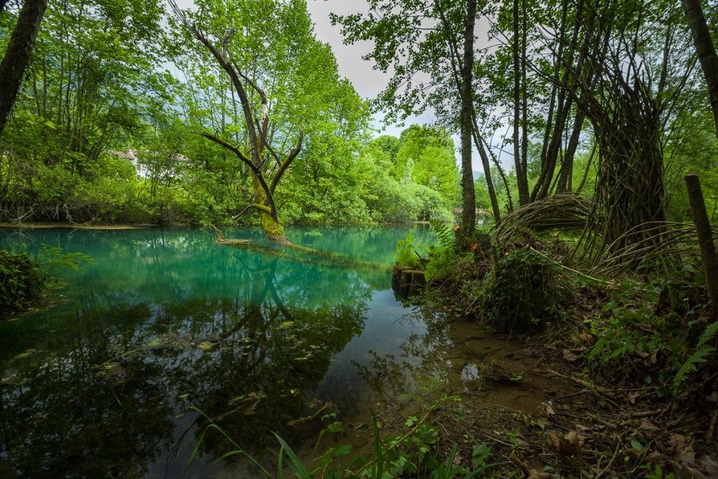 humus park land art  Palù con opera foto Michele Battistuzzi pic