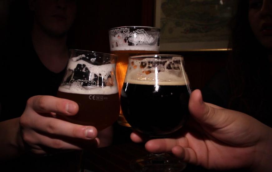 brindisi birra artigianale Free house brewery trieste cin cin