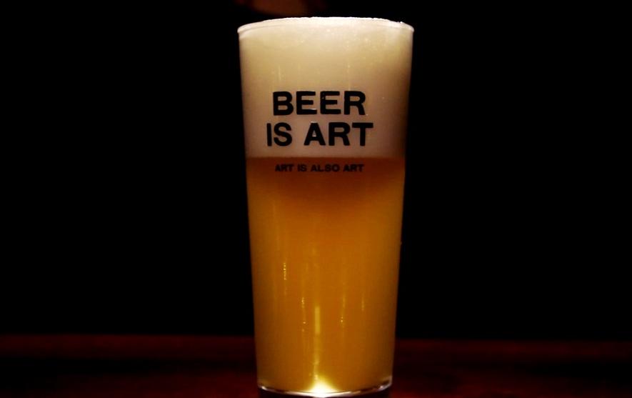 beer is art, Free house brewery trieste