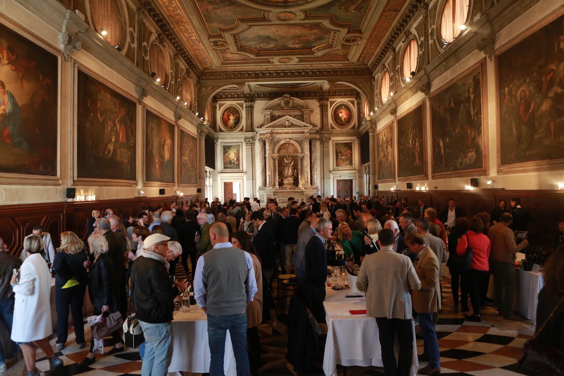 I Magnifici Vini al Salone del gusto a  Venezia 2018
