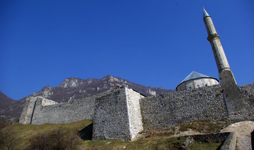 Travnik_fort