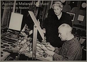 Aurelio e Melania Mistruzzi
