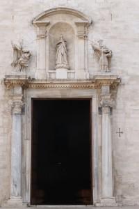 Porta Santa della Cattedrale di Bari