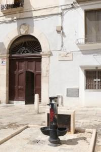 La Cape de Firre di Strada San Marco