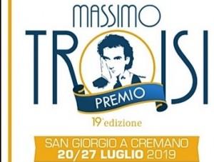 Logo Premio Troisi
