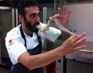 Antonio Bufi chef Eataly