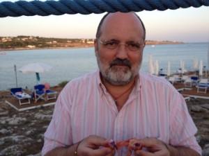 Paolo Marchi e il gambero gallipolino