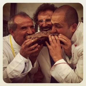 Peppe Zullo, Tony Santagata e Antonio Cera
