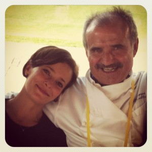 Alba De Leo e Peppe Zullo: stanchi, sazi e felici