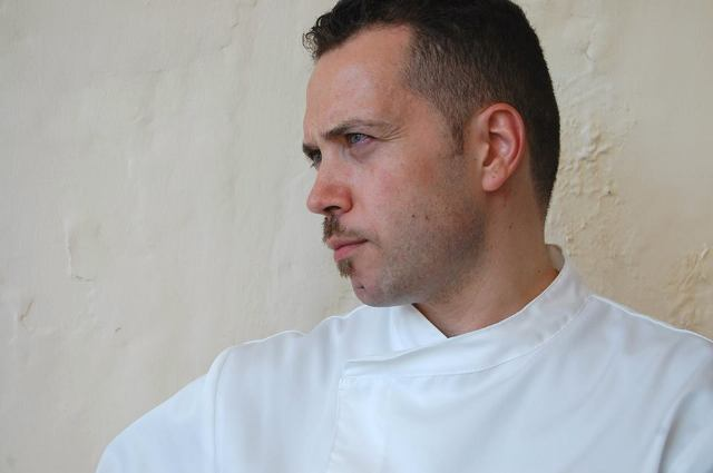 Sebastiano Lombardi, chef de Il Cielo (Ostuni) - foto di Danilo Giaffreda